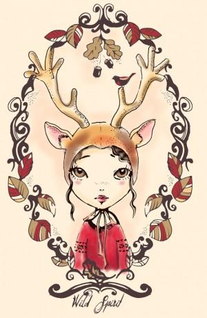 deer_gir_frame