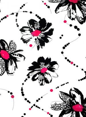 black_pink_flowers