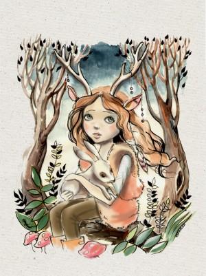 deer_girl